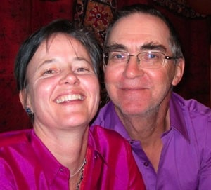 Dharma Podcast Audio Interview with Doug and Catherine