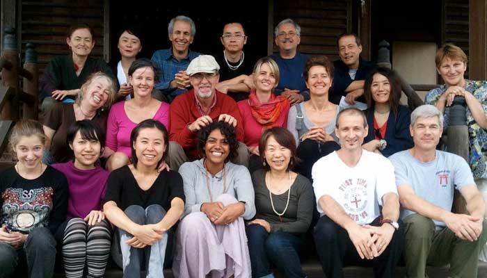 Meditation Retreat in Japan