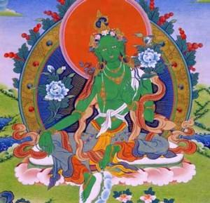 Green Tara Retreat