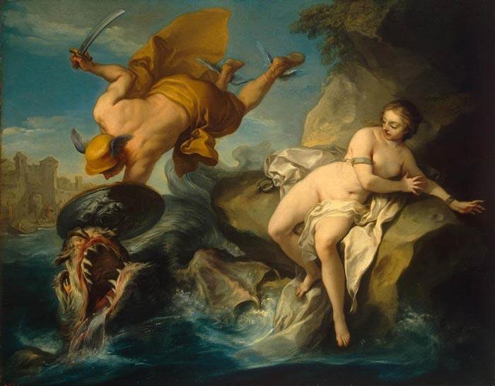 Hero's Journey Perseus and Andromeda
