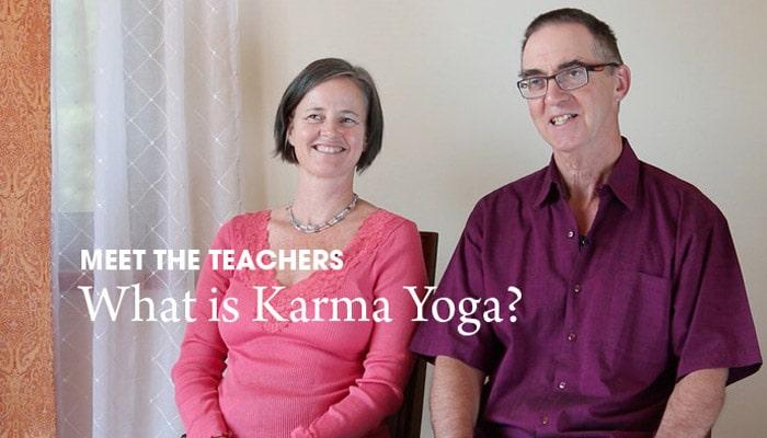 Video: What is Karma Yoga?