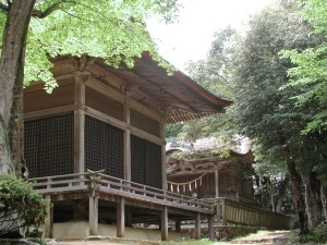 6-02 bucolic temple & grounds