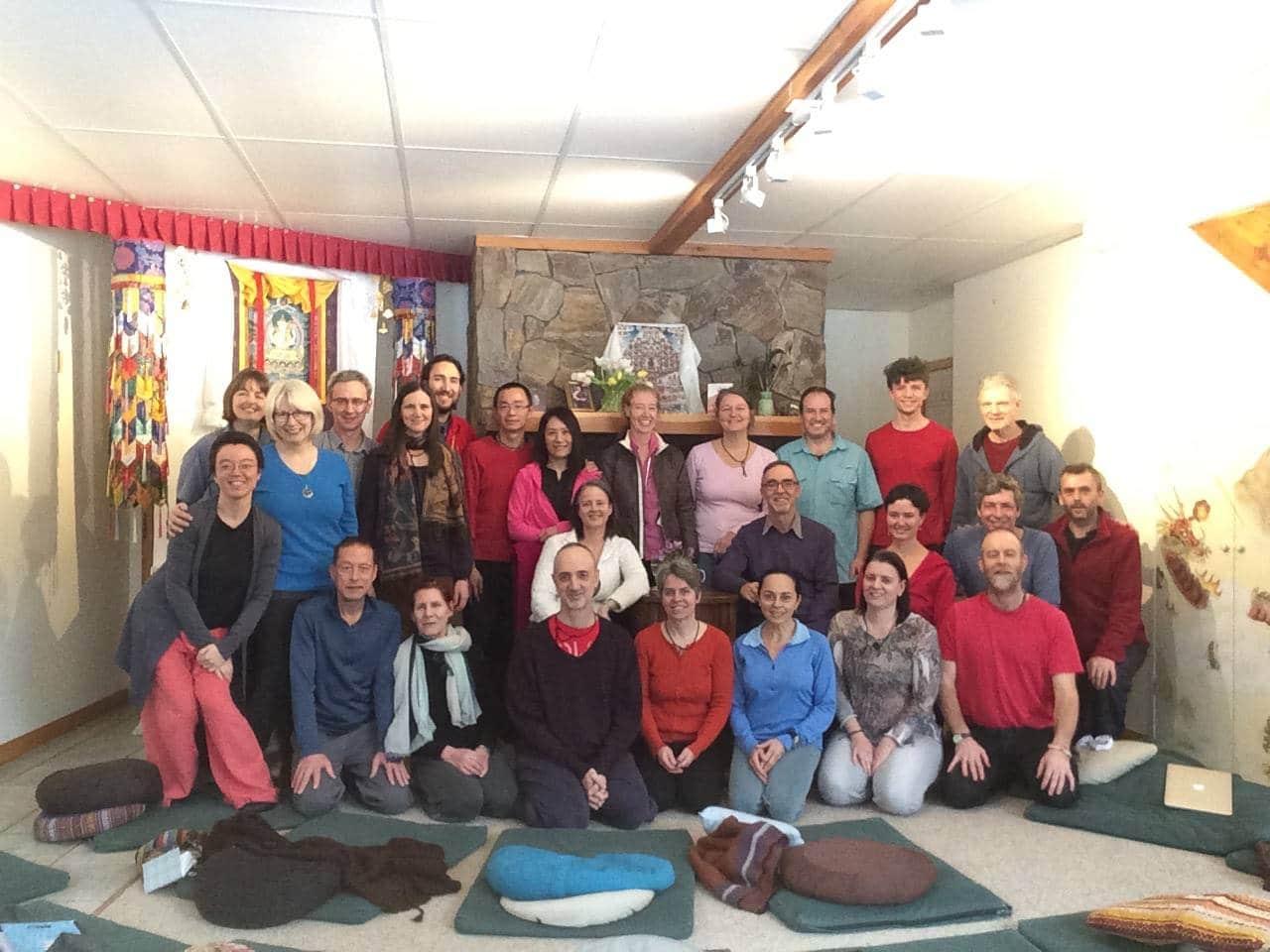Visuddhimagga meditation retreat