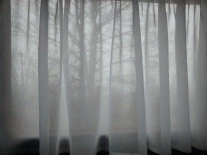 Meditation, look behind the veil