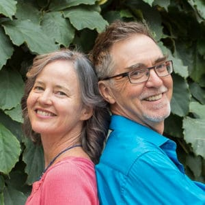 Doug and Catherine Sensei