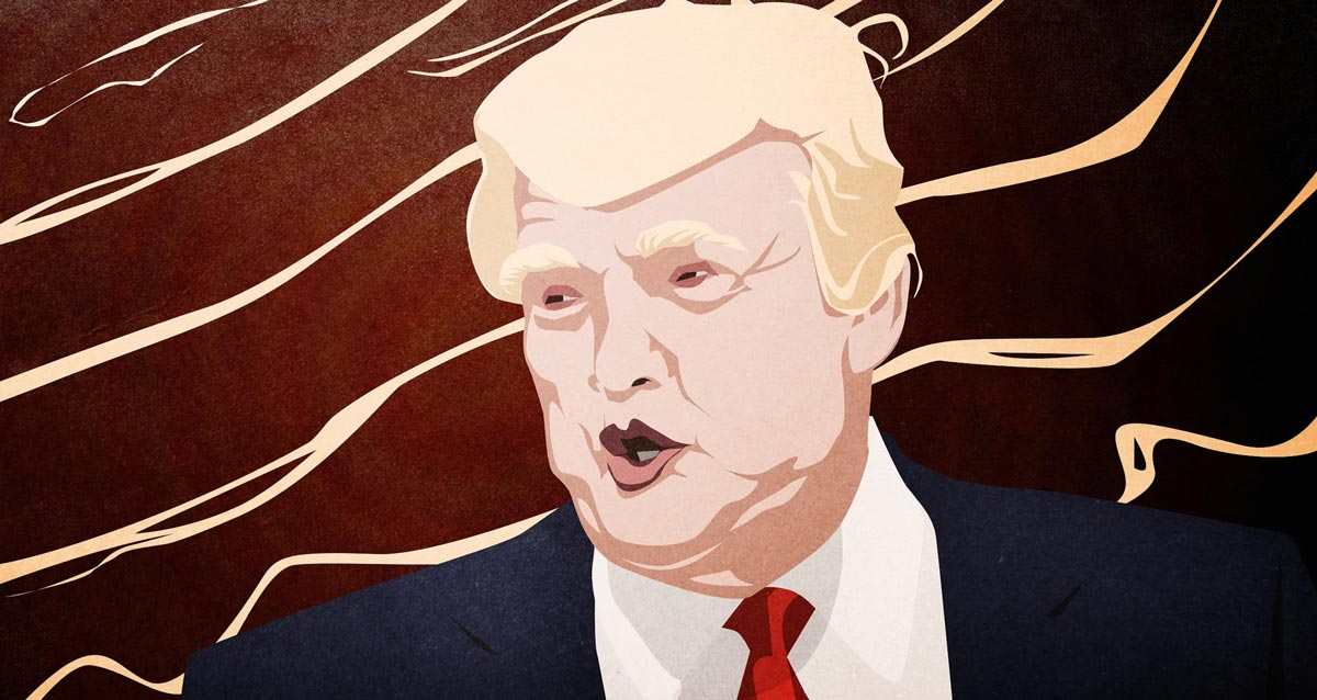 Trump Will Be Trumped: Planetary Consciousness is Already Here