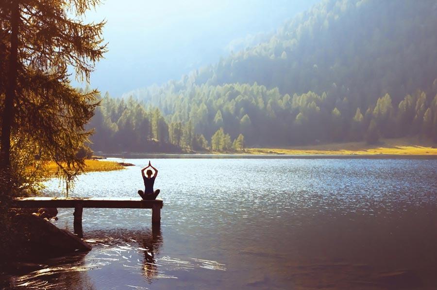 Meditation Practice vs Pleasure Endorphins