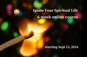 Planet Dharma- Ignite Your Spirital Life fall 2018