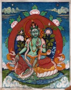 Planet Dharma- Green Tara Empowerment 2019