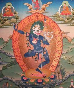 Planet Dharma- Sengema Wongkur