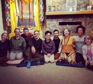 Planet Dharma- Flash Retreat , Sangha, Group, Community