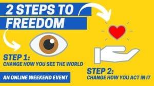 Planet Dharma- 2 Steps to Freedom