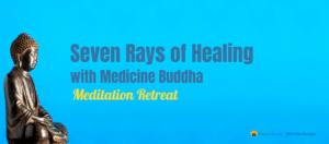 seven rays healing medicine buddha