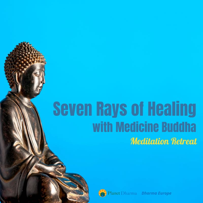 medicine buddha healing retreat