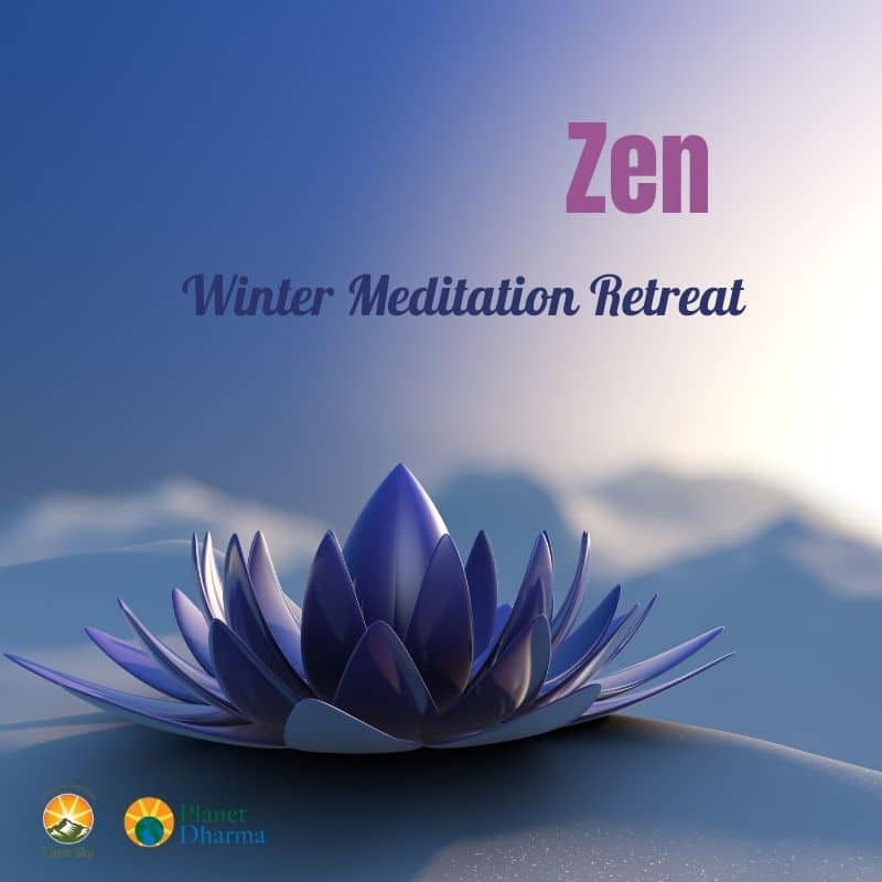 zen meditation retreat